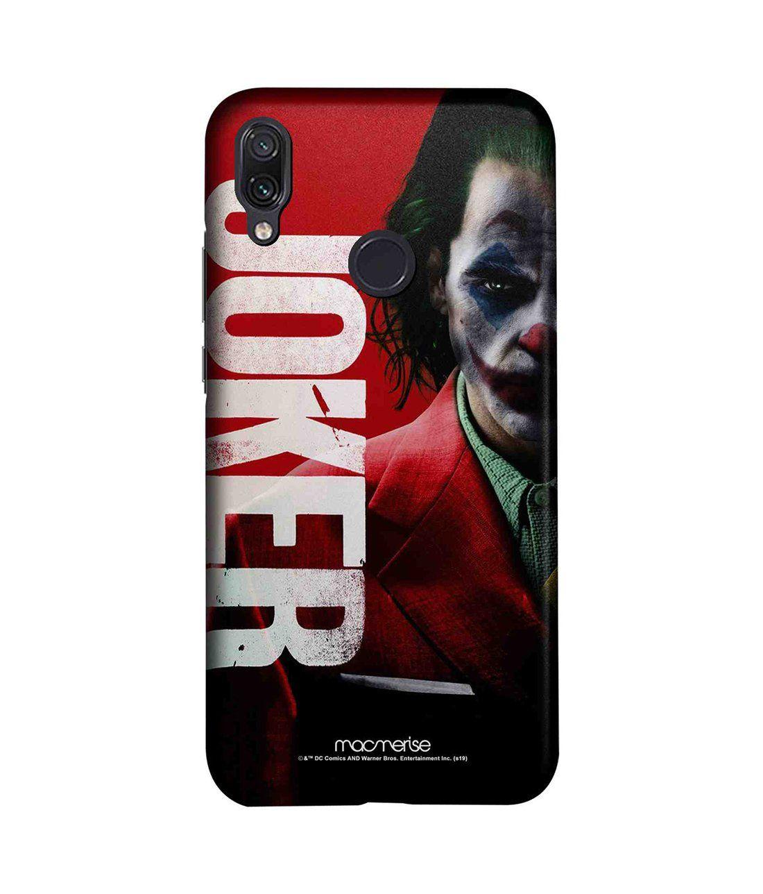 Clown Prince - Sleek Phone Case for Xiaomi Redmi Note 7 Pro