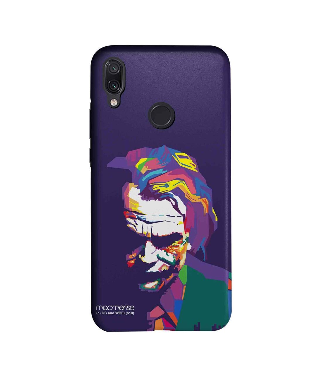 Joker Art - Sleek Phone Case for Xiaomi Redmi Note 7 Pro