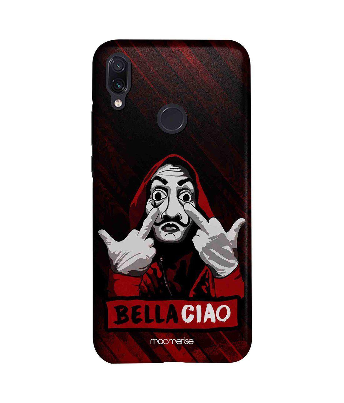 Bella Ciao - Sleek Phone Case for Xiaomi Redmi Note 7