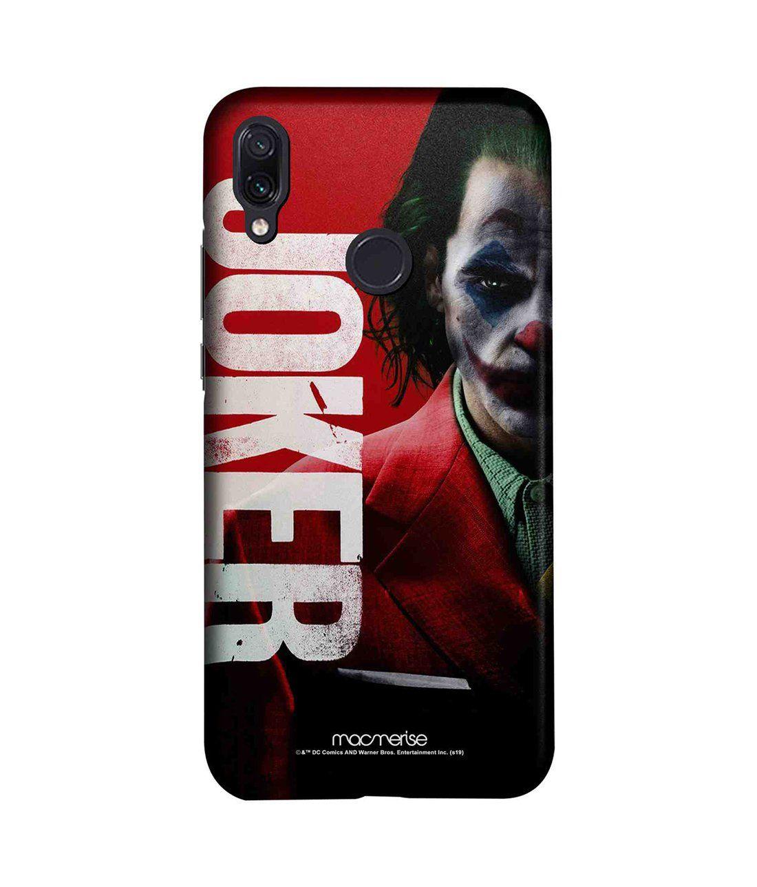 Clown Prince - Sleek Phone Case for Xiaomi Redmi Note 7