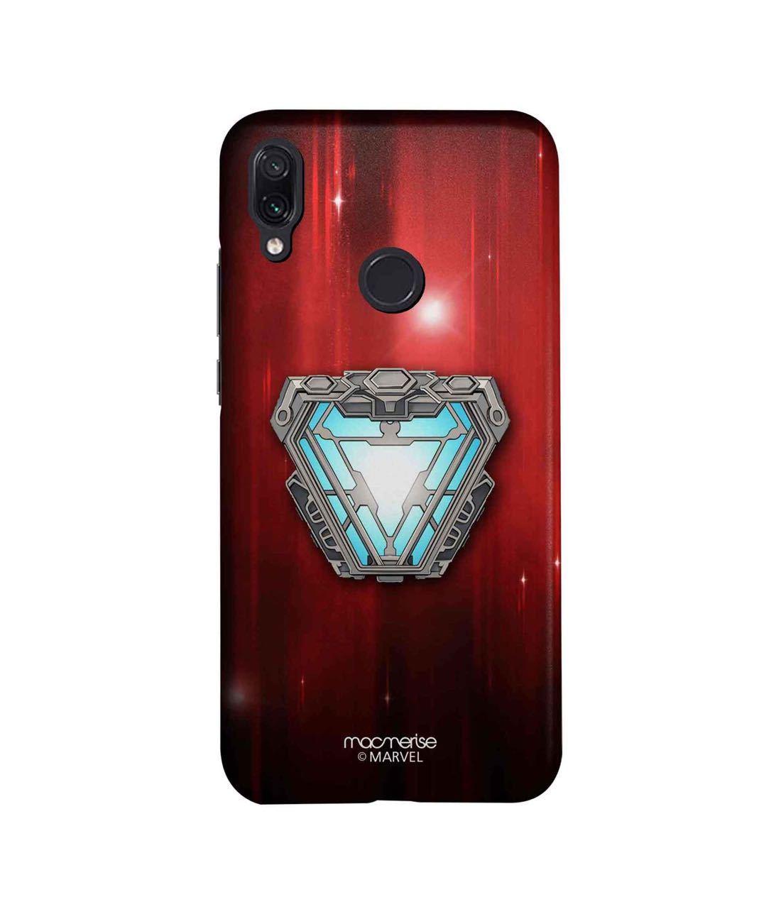 Iron man Infinity Arc Reactor - Sleek Phone Case for Xiaomi Redmi Note 7