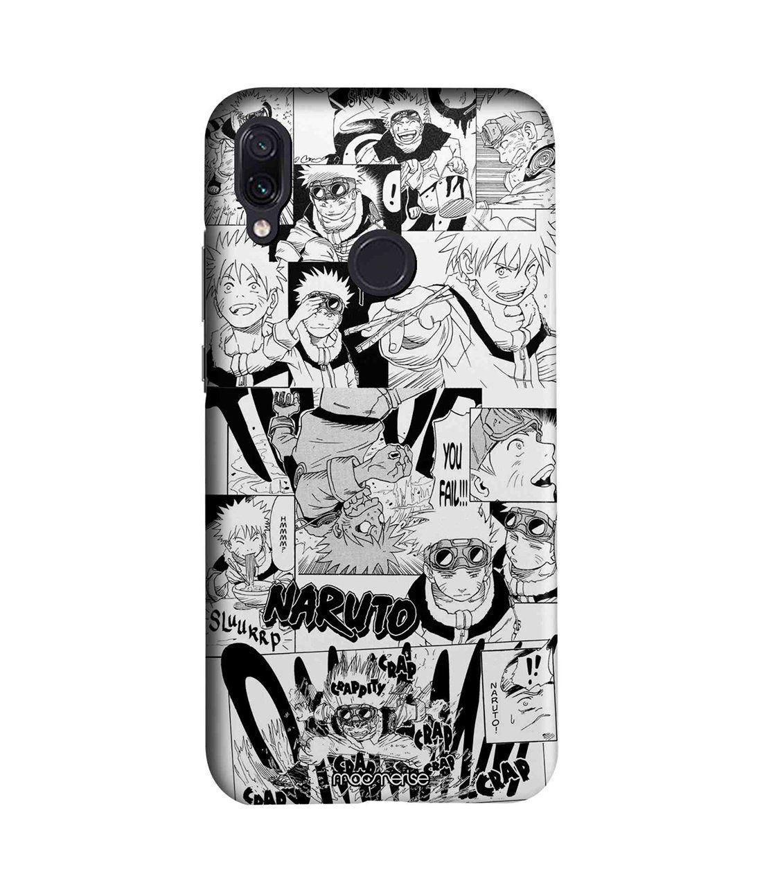 Naruto Collage - Sleek Phone Case for Xiaomi Redmi Note 7