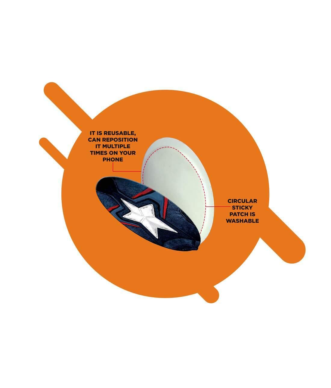 Cap Am Suit - Macmerise Sticky Pad