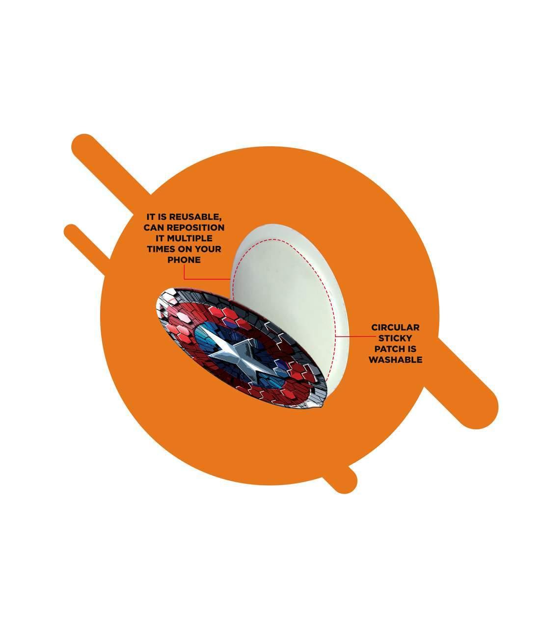 Hex Shield - Macmerise Sticky Pad