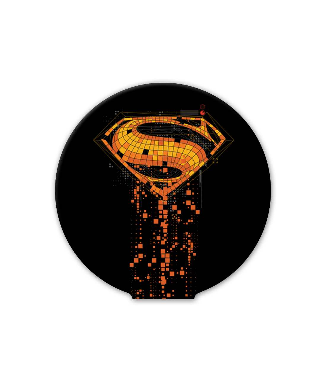Superman Mosaic - Macmerise Sticky Pad