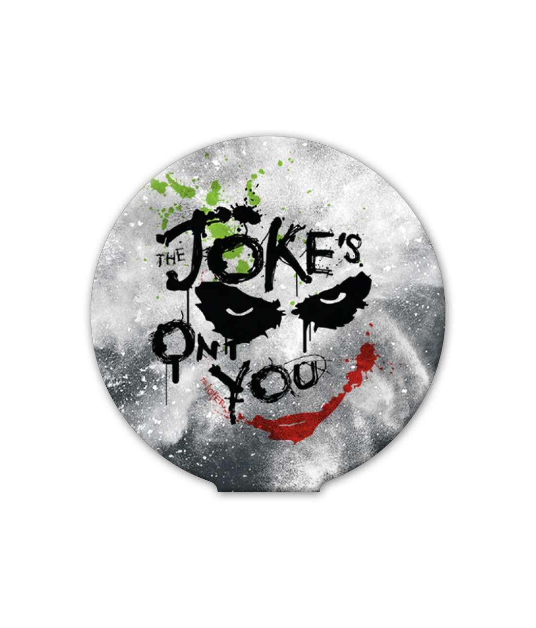 The Jokes on you - Macmerise Sticky Pad