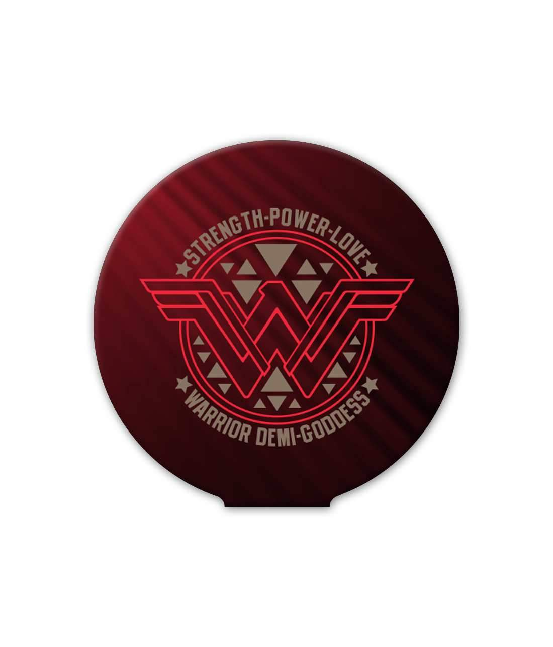 Wonder Woman Stamp - Macmerise Sticky Pad