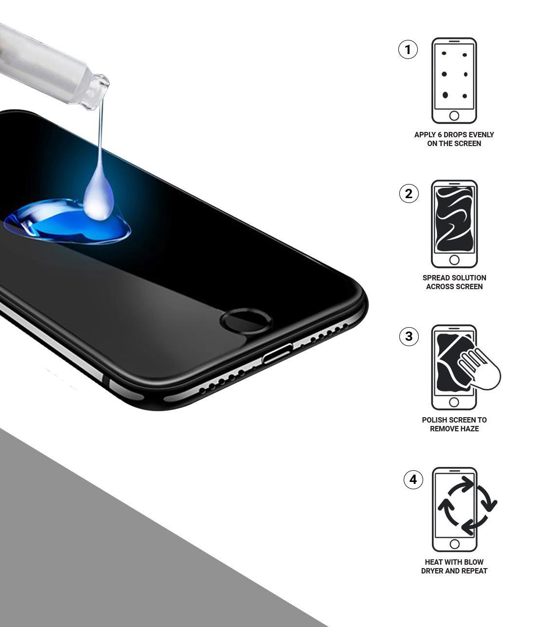 Macmerise Xscreen - Liquid Screen Protector