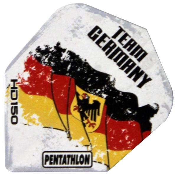HD 150 Pentathlon Team Germany Flights