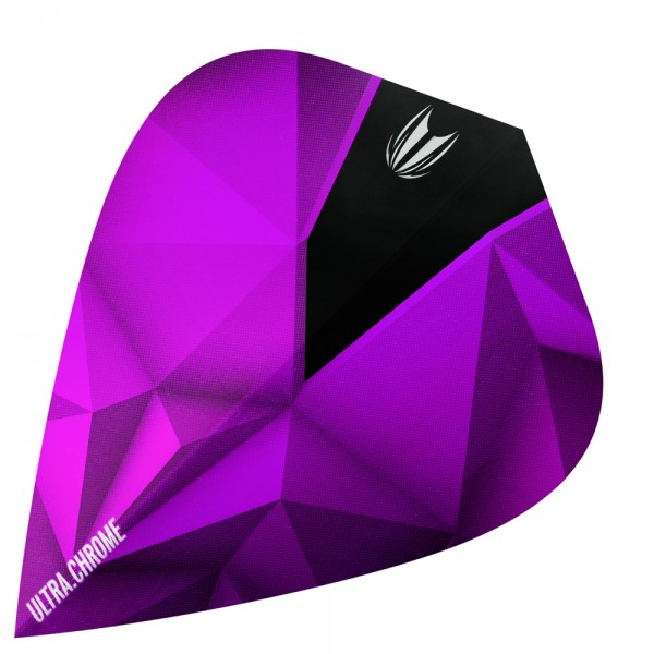 Target Shard Ultra Chrome Amethyst Kite