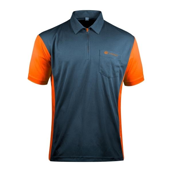 Target Coolplay Hybrid 3 Dartshirt Steel Blue/Orange