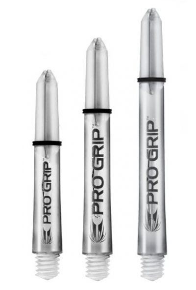 Target Pro Grip Shafts - Transparent
