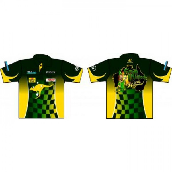 Simon Whitlock Official Replica Spielershirt