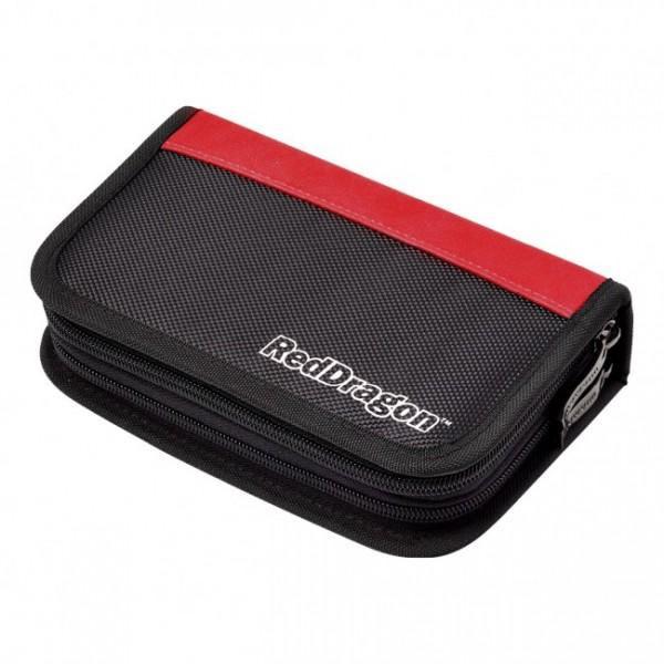 Red Dragon Firestone II Wallet - schwarz/rot