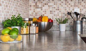 Kitchen Upgrades: Back splash