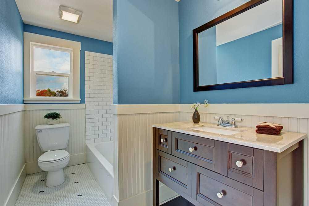 Bathroom remodeling Tallahassee, Mid Century Modern, vintage, universal design