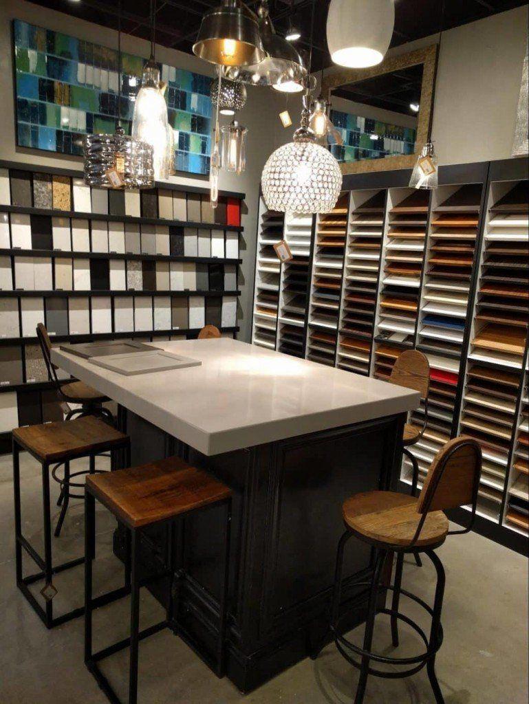 Kitchen Cabinet display