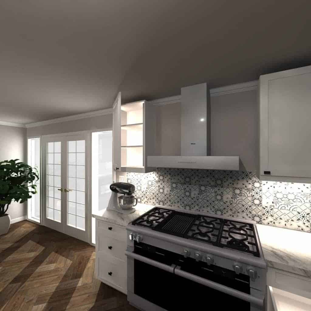 Kitchen and Bath Virtual Reality Designs