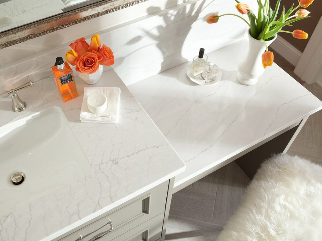 best countertops for bathrooms in tallahassee fl