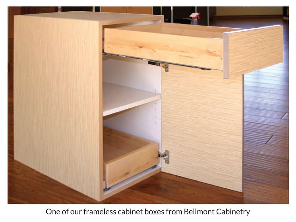 Framed Vs Frameless Cabinets What S