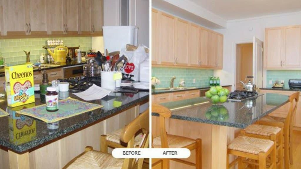 Tips For Decluttering Kitchen Counters
