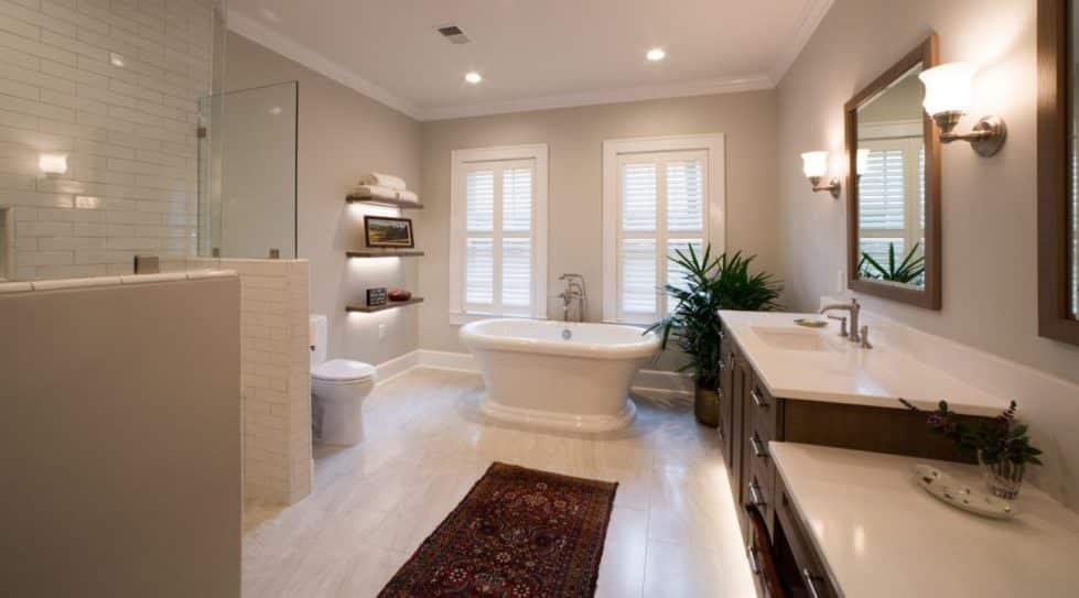 Tips for Building a Dream Bathroom