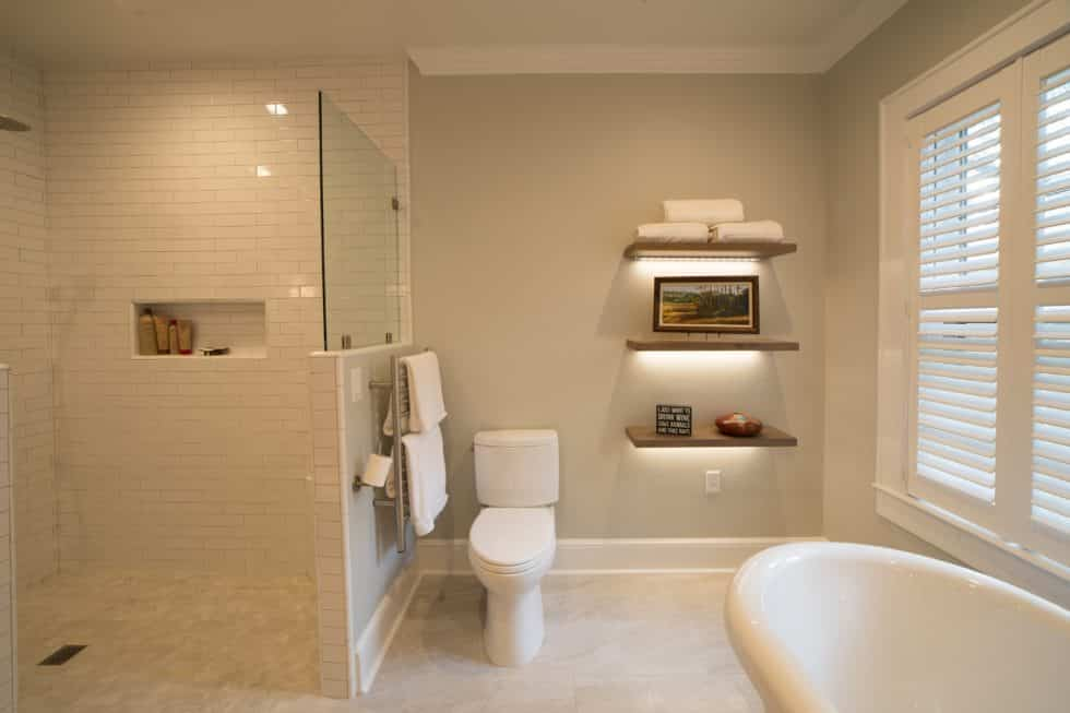 how much does an average bathroom remodel cost in tallahassee, fl?