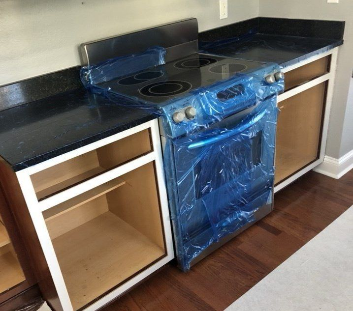 Kitchen Appliances Protecting Oven Tallahassee