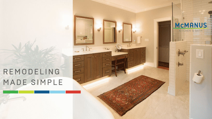 Kitchen and Bathroom design services Bathroom Remodeling North Florida Home Show McManus Kitchen and Bath