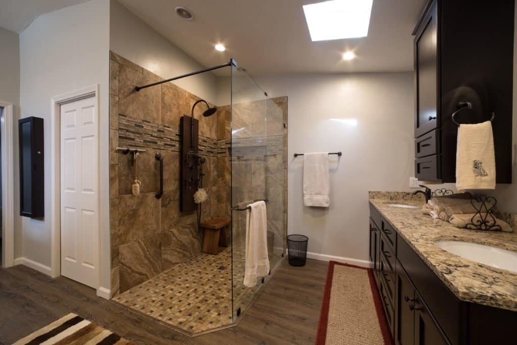 Master Bath Remodeling Tallahassee McManus Kitchen and Bath