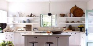 kitchen organization layouts and work zones