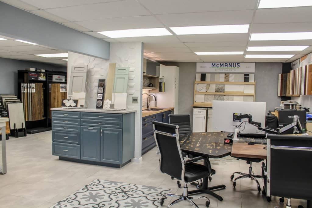 Kitchen and Bath Showroom design build remodeling