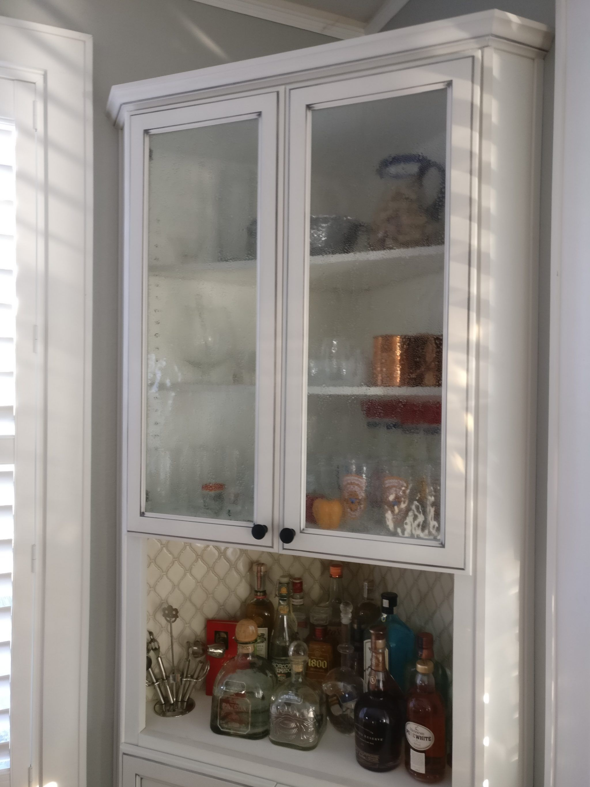 Kitchen cabinet reface in southwood tallahassee