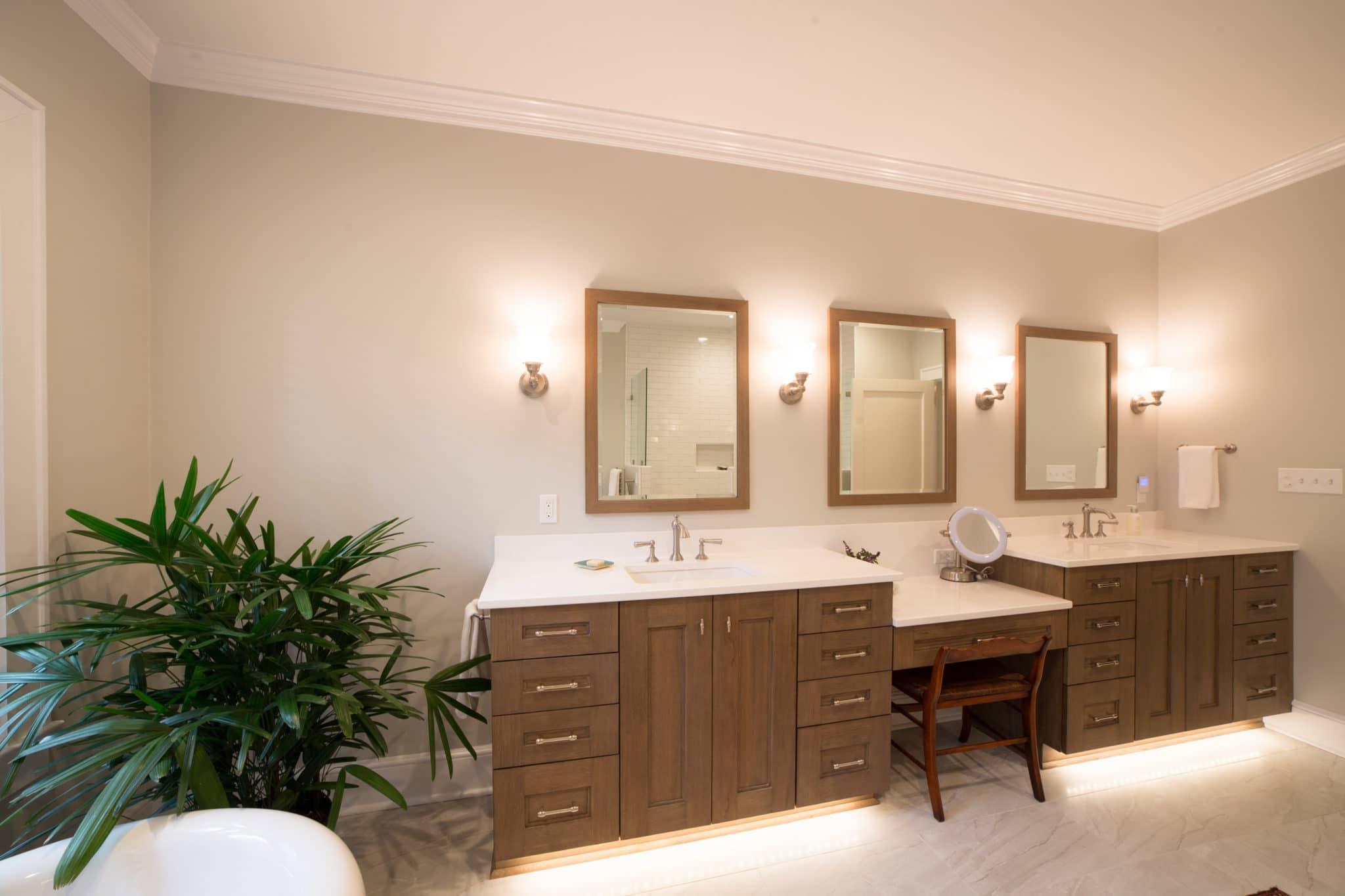 Remodeling contractor Bath Vanity