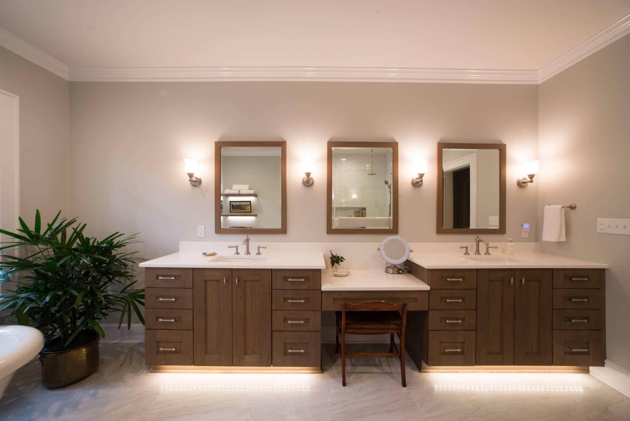 Bath Vanity Remodeling Contractor