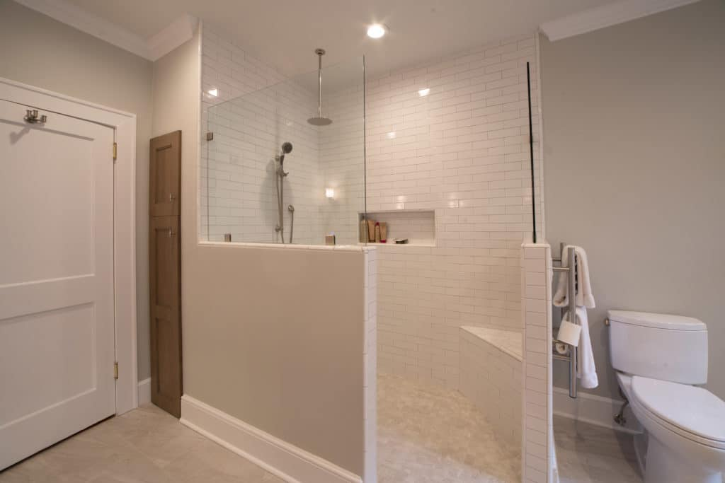 Bathroom Storage Shower Niche