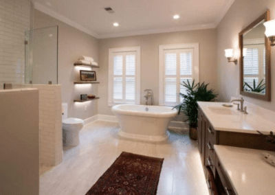 A Dream Master Bath Remodel in Myers Park- $85,000