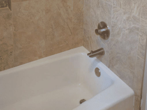 A Modern Jack and Jill Bathroom Remodel in Tallahassee- $39,500