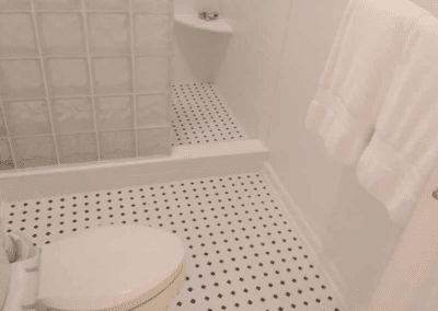 Vintage Look Bath Remodel – $12,500