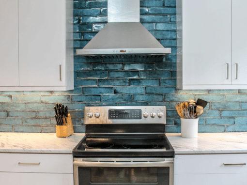 Wonderful Backsplash Choice in Killearn Kitchen Remodel- $46,500