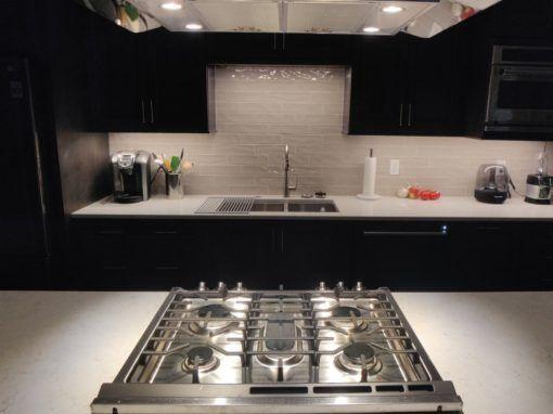 Removing A Wall To Modernize a Kitchen-$54,700