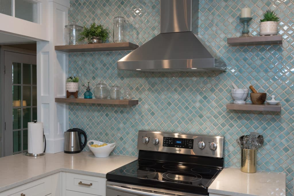 Kitchen Remodel after home maintenance