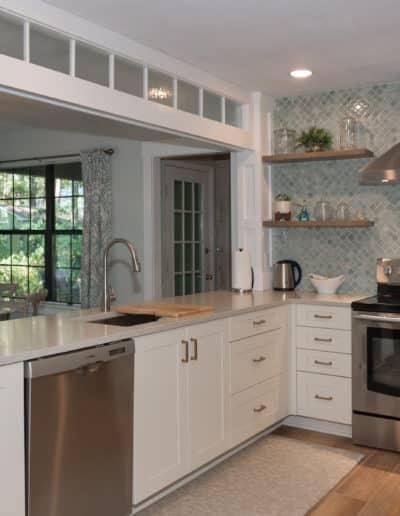 Kitchen remodeling Farmhouse Style