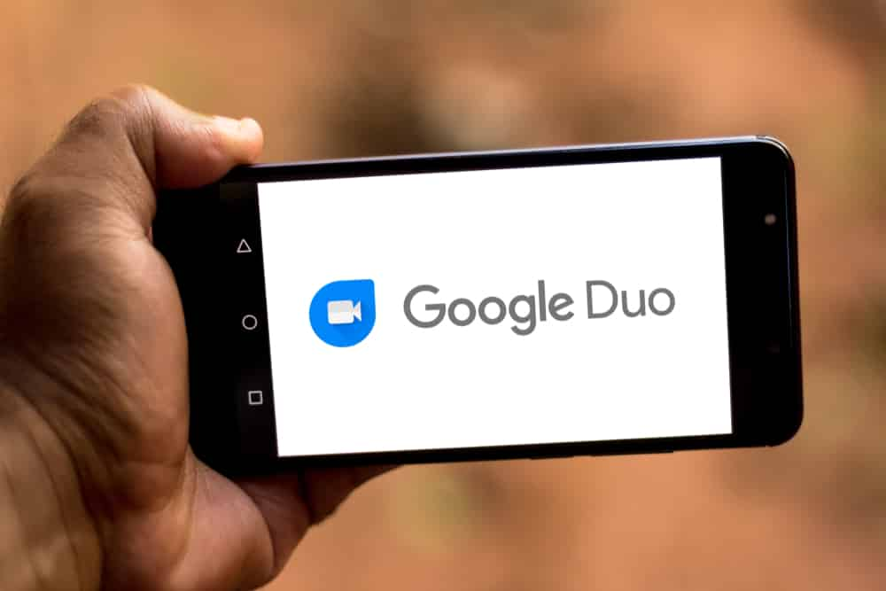 Virtual Meeting with Google Duo