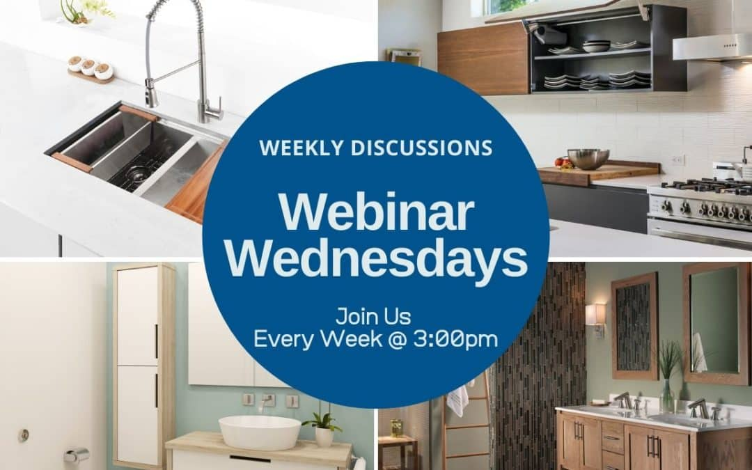 Watch Webinar Wednesdays