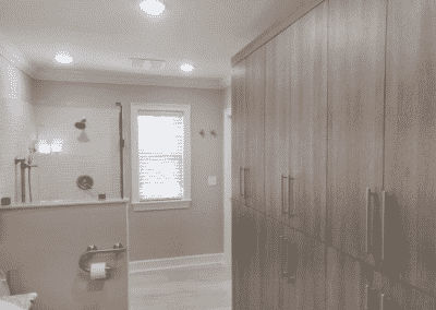 Redesigning a Bathroom To Increase Accessibility