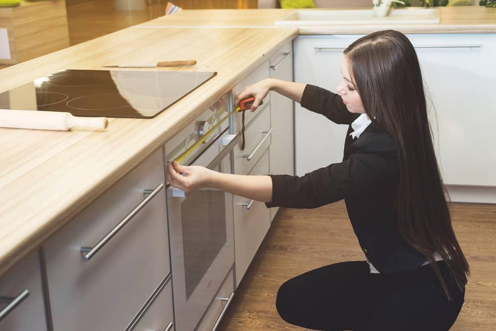 Measuring kitchen