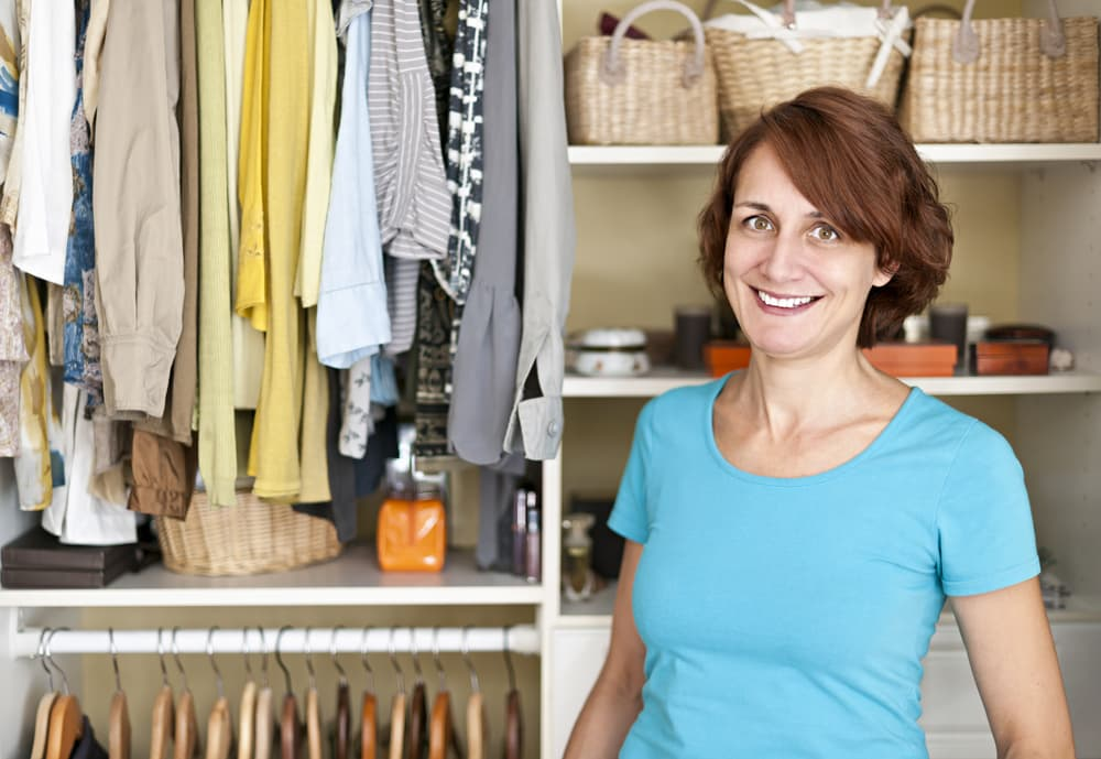 Closet Organizing Service