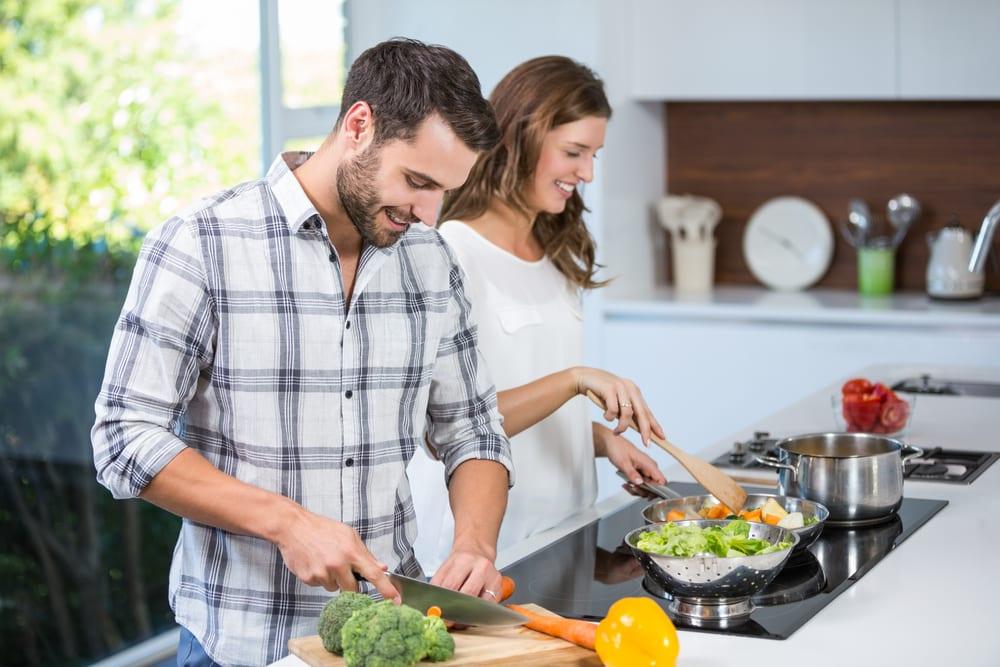Kitchen food preparation