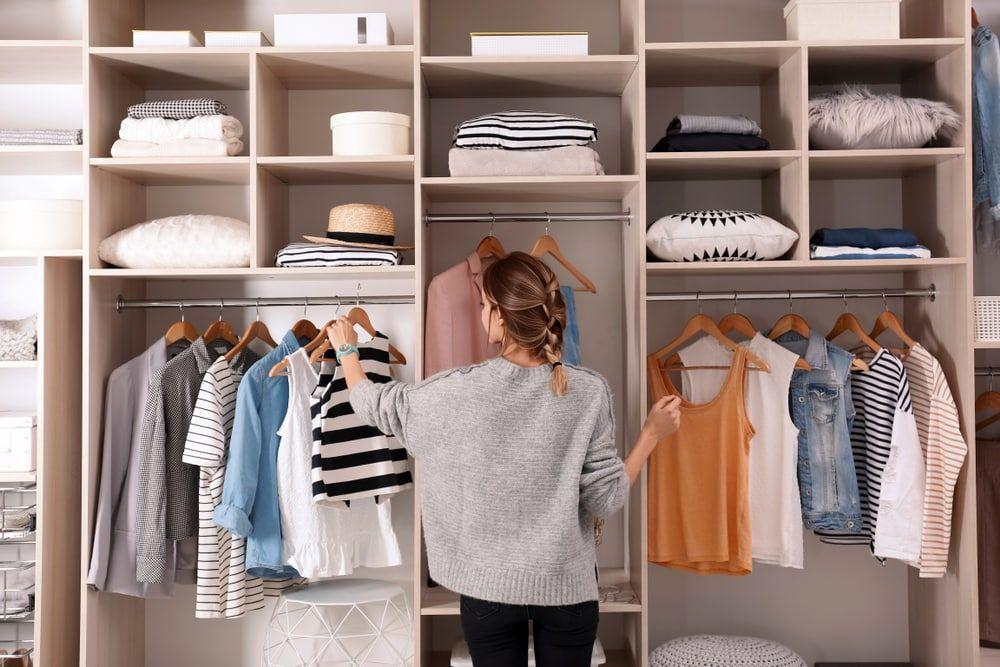 Closet design and organizers